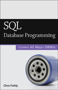 SQL Database Programming (Fourth Edition)